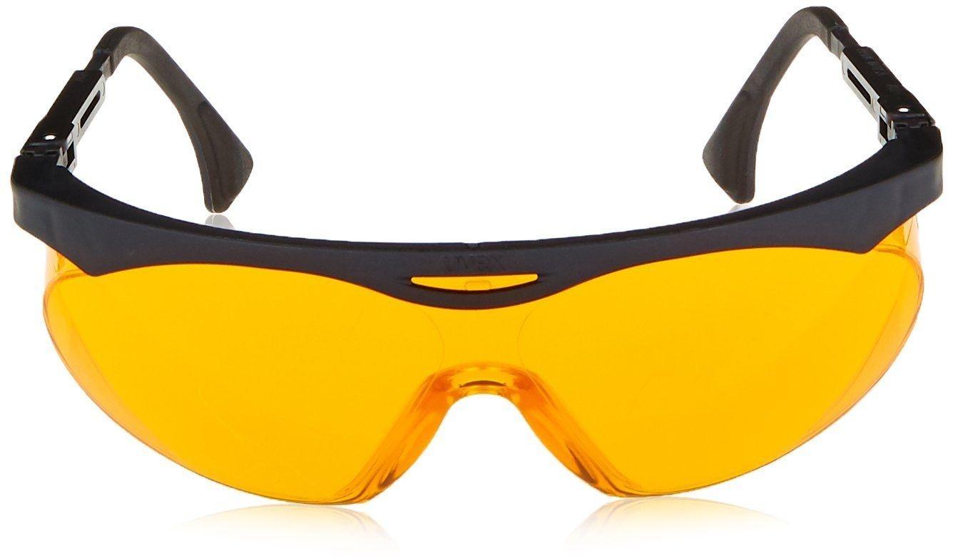 1aa7d0d45308 Uvex Skyper Blue Light Blocking Computer Glasses With Sct-orange ...