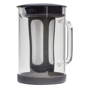 Primula Pace Cold Brew Coffee Maker - Drip Proof Lid And Filter Core - Makes 65%