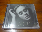 Adele 21 Xl Recordings Import Version Cd W/ 2 Bonus Tracks, New & Sealed