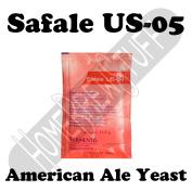 Fermentis Safale Us-05 American Ale Home Beer Cider Brewing Yeast Homebrew