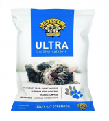 Precious Cat Ultra Premium Clumping Cat Litter, 18kg Bag