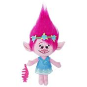 Dreamworks Trolls Poppy Talkin' Troll Plush Doll New