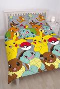 Pokemon Kids Boys Girls Bedrooms - Choose 1 Or More - Duvet Gifts Presents