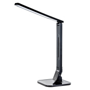 Tenergy 11w Dimmable Led Desk Lamp With Built-in Usb Charging Port, 530