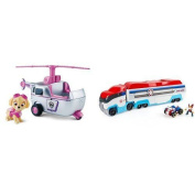 Paw Patrol Skye's High Flyin' Copter (works With Paw Patroller), New