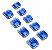 Andis Pet Small Animal Clipper Combs, 9 Piece Set