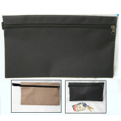 Travel Pouch Storage Zippered Multipurpose Tactical Tool Bag Large 13 X 7.5 !