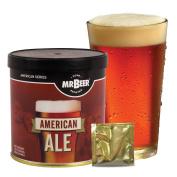 Mr. Beer American Ale Homebrewing Craft Beer Refill Kit