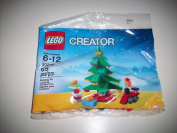 New Sealed Lego Creator 30286 Christmas Tree Seasonal Holiday Polybag