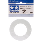 New Tamiya Masking Tape For Curves 2mm 87177