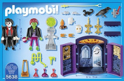 Playmobil Haunted House Play Box Building Kit Standard Packaging