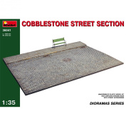 New Miniart 1/35 Cobblestone Street 36041