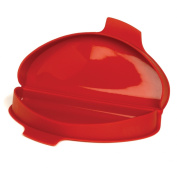 Norpro 930 Silicone Omelette Maker, 8.75 By 12cm By 3.5cm , Red, New