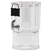 Buddeez Cold Beverage Dispenser 6.6l Clear Iced Beverage Dispensers, New