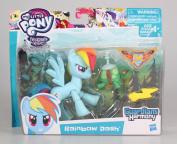 My Little Pony Guardians Of Harmony Rainbow Dash Figure New
