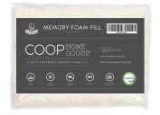 Coop Home Goods - Adjustable Shredded Memory Foam Pillow - Refill - Foam 1/2