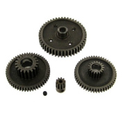 New Redcat Racing Rs10 Steel Gear Set 10t Pinion Rockslide Rct-h106