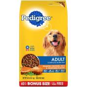 Pedigree Complete Nutrition Adult Dry Dog Food Bonus Bags Chicken {10084136} Dtf