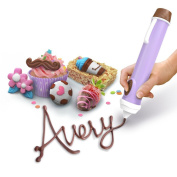 Real Cooking Chocolate Pen 2 Kit - Includes 4 Chocolate Refills