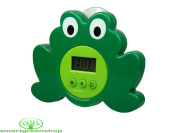 Ecosavers Green Frog Shower Timer Water And Energy Saving Shower Coach