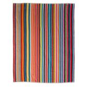 Oversized Candy-stripe Beach Towel 150cm X 180cm