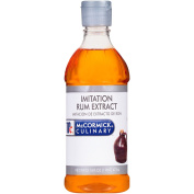 Mccormick Culinary Imitation Rum Extract, 1 Pt.