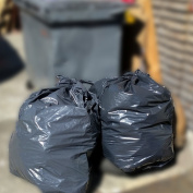 Openbox Toughbag 159l Contractor Trash Bags, 3.0 Mil, 50/case Garbage Bags