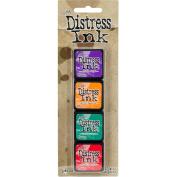 Tim Holtz Distress Mini Ink Pads 4/Pkg