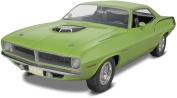Revell 70 Plymouth Hemi Cuda 2n1 Plastic Model Kit Rmxs4268