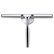 E-prance Shower Window Squeegee, Deluxe Stainless Steel Squeegee For Bathroom