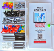 Advanced General And Organic Chemistry Molecular Model Set, Science & Tech