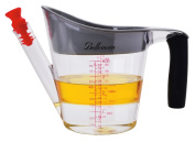Bellemain 4-cup Fat Separator / Measuring Cup With Strainer & Fat Stopper / 1...