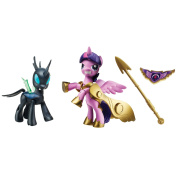 My Little Pony Guardians Of Harmony Princess Twilight Sparkle V. Changeling New