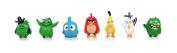 Angry Birds Movie Mini Figure Multi Pack Set B (7 Piece) New