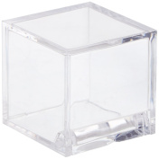 Fashioncraft 6772 Acrylic Box From The Perfectly Plain Collection