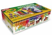 Crayola Meltdown Art Set