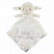 Plush Lamb Blankie, White-stepping Stones