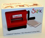 Sizzix Sidekick Die Cutting Machine With Standard Cutting Pads For Sizzlits, Em