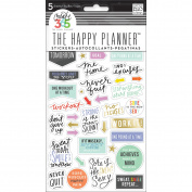 Create 365 Planner Stickers 5 Sheets/pkg-fit