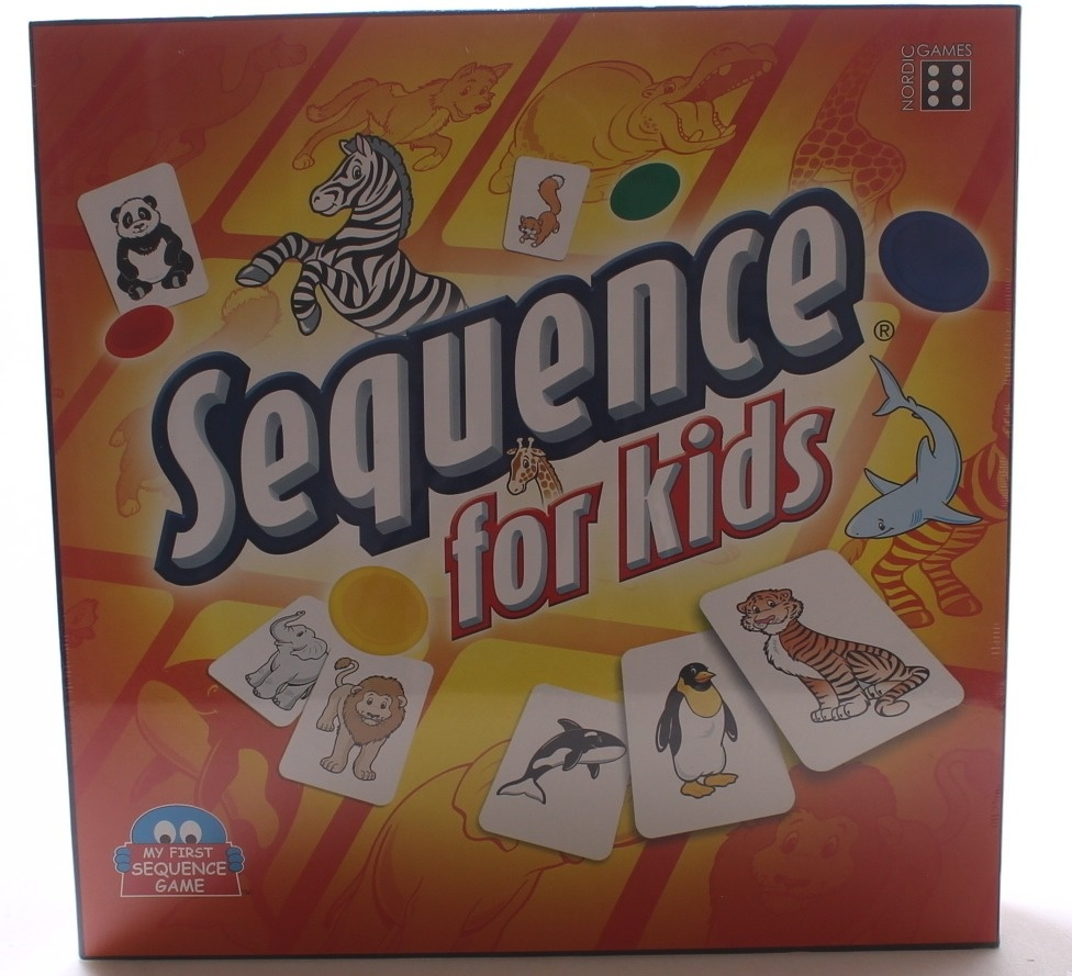 Basic Sequence For Kids 11street Malaysia Board Games