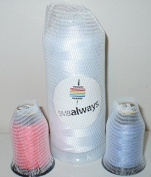 10 Yards Of Thread Net For Sewing Embroidery Spools By Smb Always