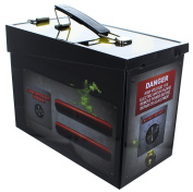 Ghostbusters Exclusive Ghost Trap Tin Lunch Box