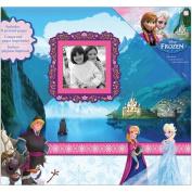 Eksuccess 51-00120 Disney's Frozen Post Bound Album Scrapbook, 30cm X 30cm , New, F