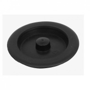Black Rubber Basin Water Sink Insert Disposal Stopper For Bathroom Kitchen