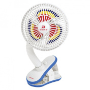 Diono Stroller Fan, Bright,, New,  .
