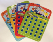 Toysmith 9173 Road Trip Bingo Assorted Colours