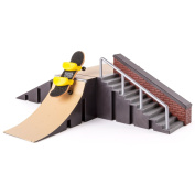 Tech Deck - Starter Kit - Ramp Set And Board New 2-day Shipping