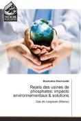Rejets Des Usines de Phosphates [FRE]