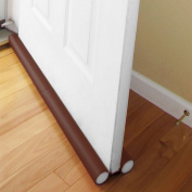 Evelots® 90cm Jumbo Door Draught Stopper,save Energy & Money,keep Heat,1