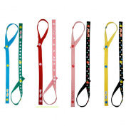 1pc Baby Boy Girl Toy Leash Strap Chain Stroller Pram Chair Wrist Toys Link Band